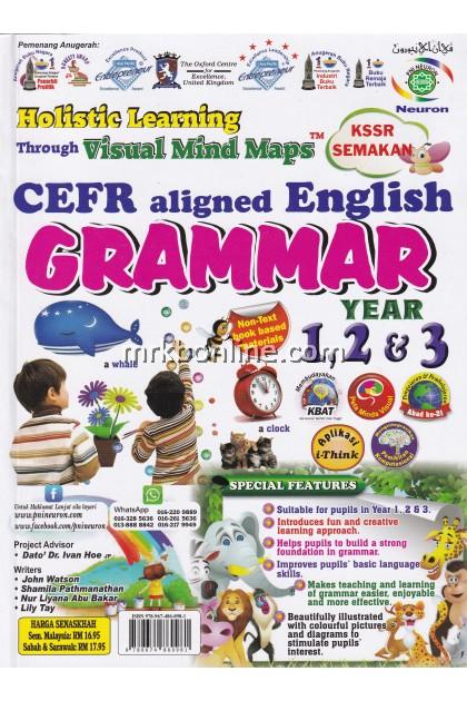 CEFR Aligned English Grammar Year 1, 2 & 3