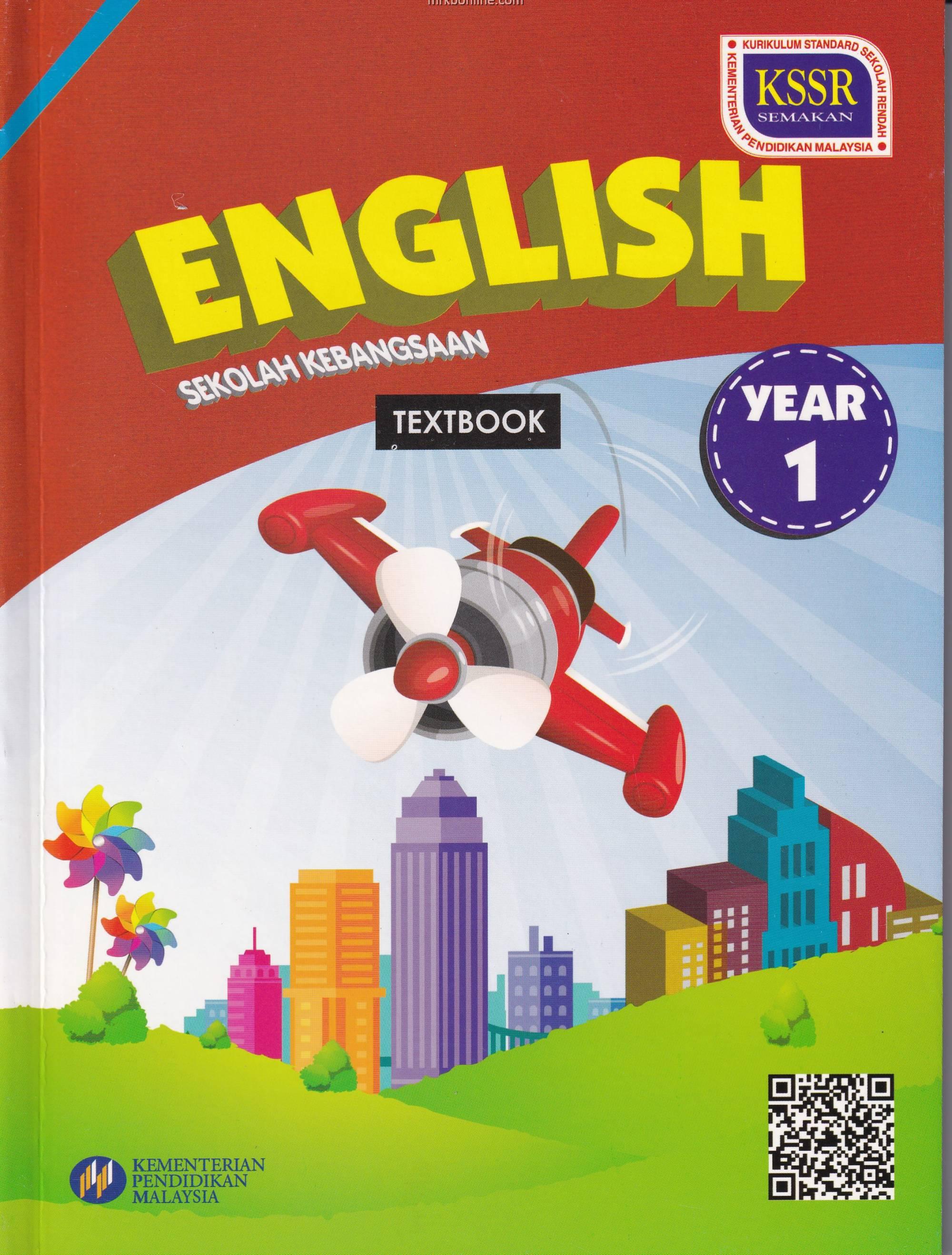 Textbook English Year 1