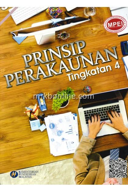 Buku Teks Prinsip Perakaunan Tingkatan 4