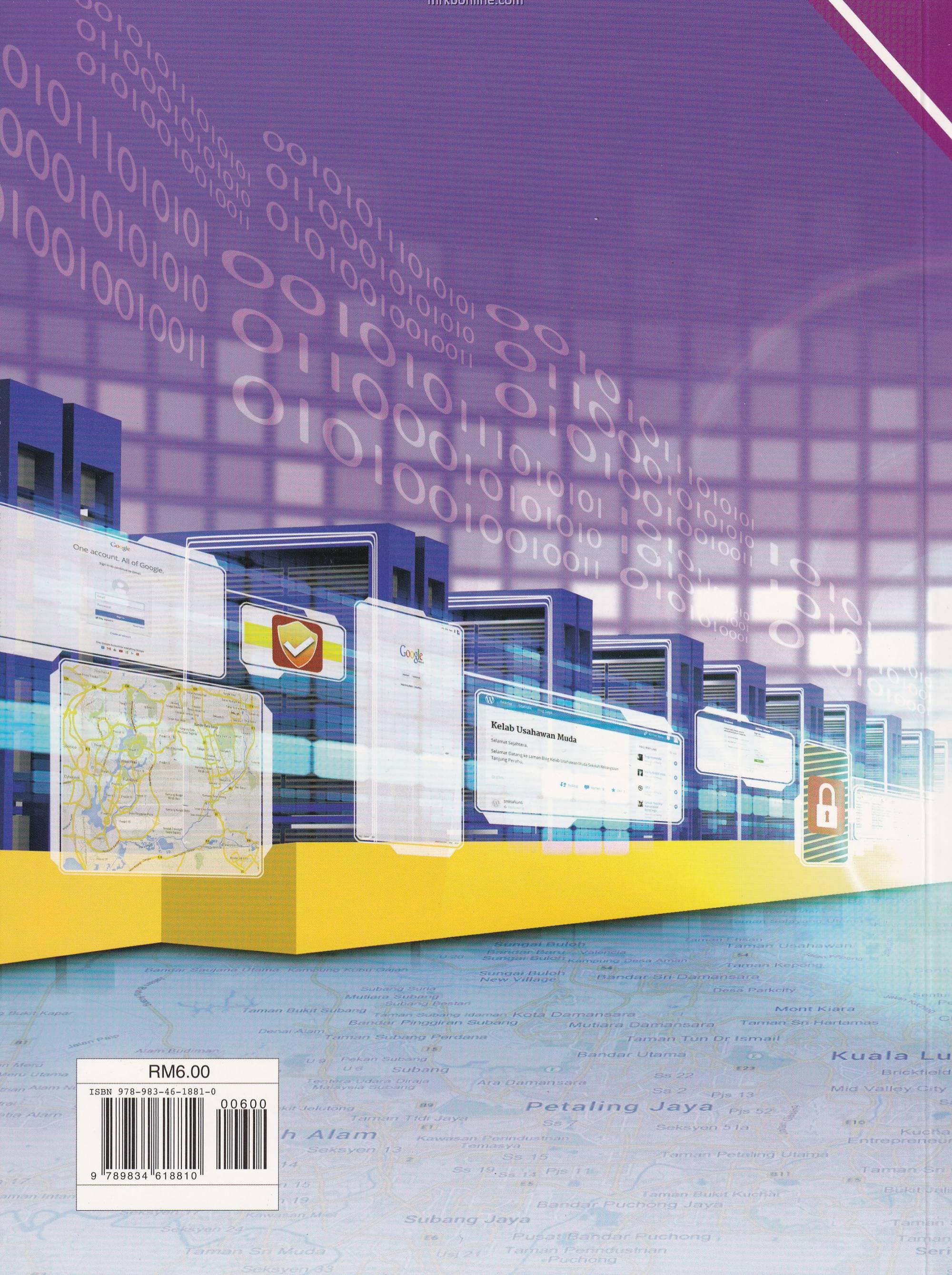 Buku Teks Teknologi Maklumat Dan Komunikasi Tahun 5