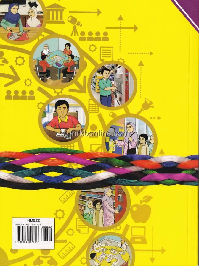 Buku Teks Teknologi Maklumat Dan Komunikasi Tahun 6