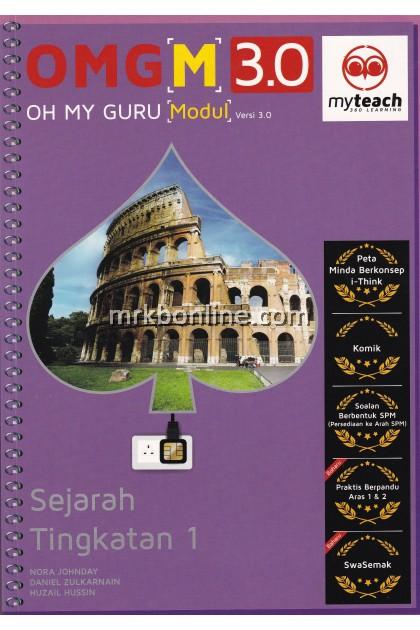 OH MY GURU [Modul] Versi 3.0 Sejarah Tingkatan 1