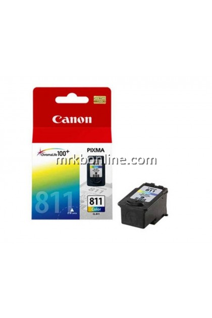 Canon PIXMA CL-811 Color Original Fine Ink Cartridge