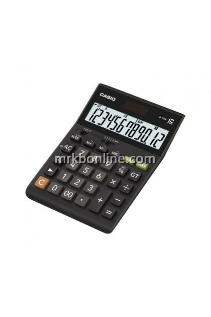 Casio D-120B Tax & Exchange Electronic Calculator