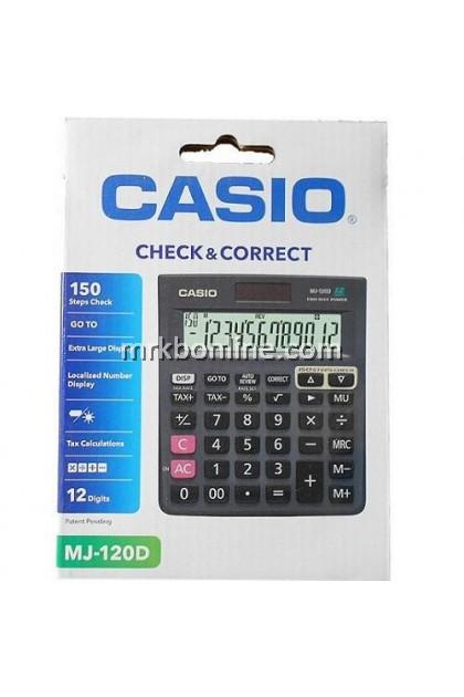 Casio MJ-120D Electronic Calculator