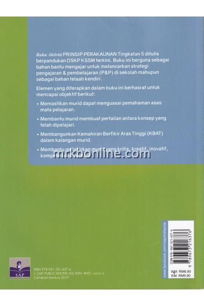 Jawapan Buku Sasbadi Prinsip Perakaunan Tingkatan 5 - F44mo4ow