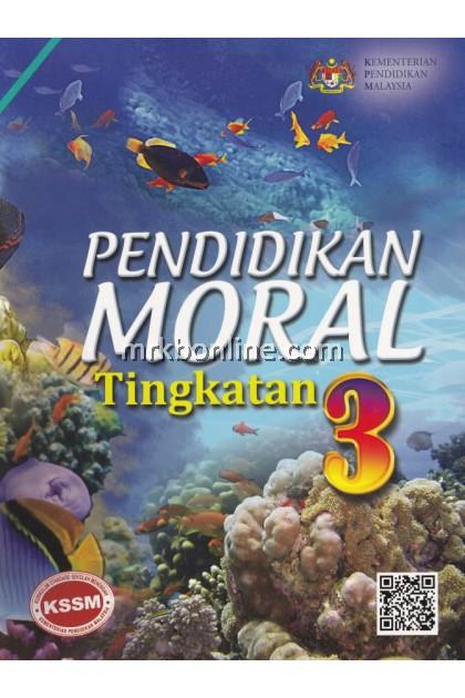 Buku Teks Pendidikan Moral Tingkatan 3