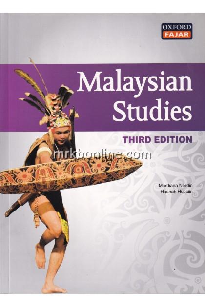 Malaysian Studies Third Edition