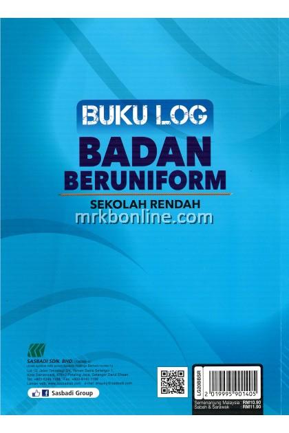Buku Log  Badan Beruniform Sekolah Rendah