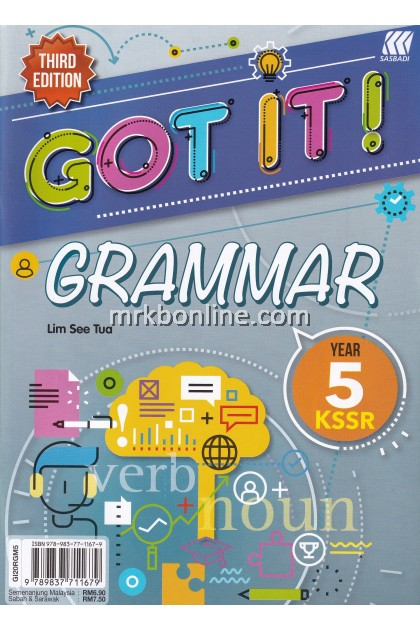GOT IT! Grammar Year 5 KSSR (3rd Edition)