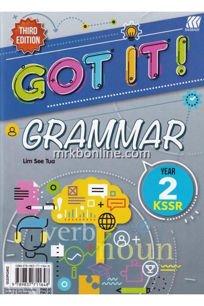 GOT IT! Grammar Year 2 KSSR (3rd Edition)