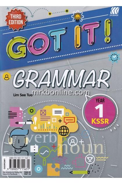 GOT IT! Grammar Year 1 KSSR (3rd Edition)