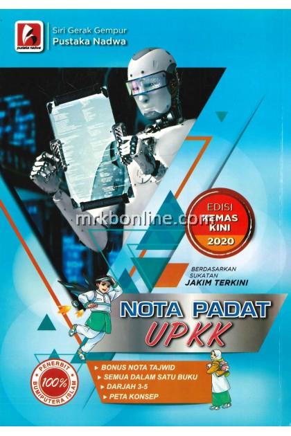 Nota Padat UPKK 2020 (Siri Gerak Gempur)