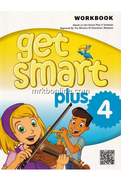 Get Smart Plus 4 (Workbook)