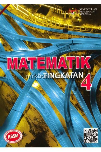 Buku Teks Matematik Tingkatan 4
