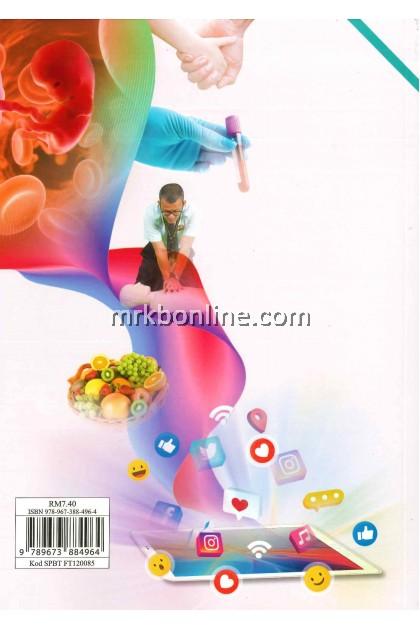 Buku Teks Pendidikan Jasmani Dan Pendidikan Kesihatan Tingkatan 4