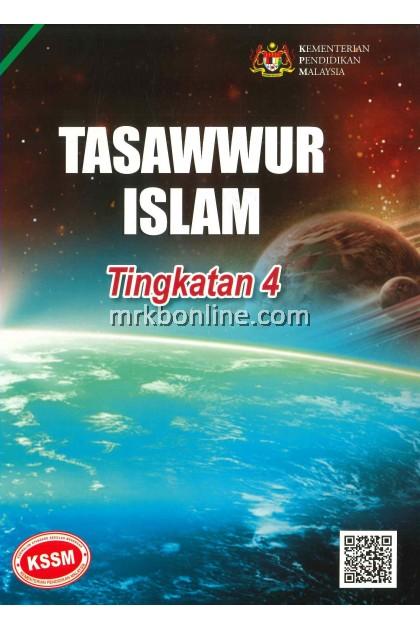 Buku Teks Tasawwur Islam Tingkatan 4