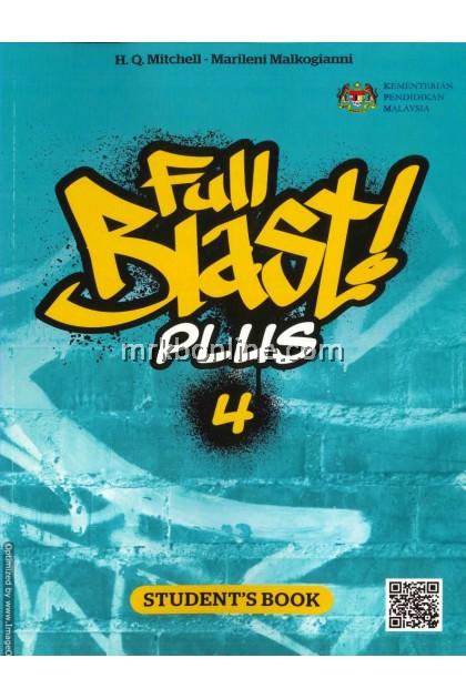 Full Blast Plus 4 (Student's Book)