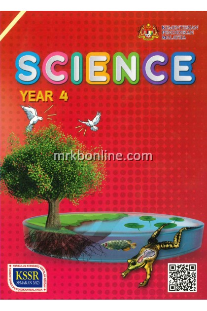 Textbook Science Year 4