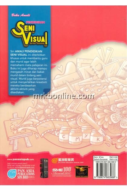 Buku Amali Pendidikan Seni Visual Tingkatan 4