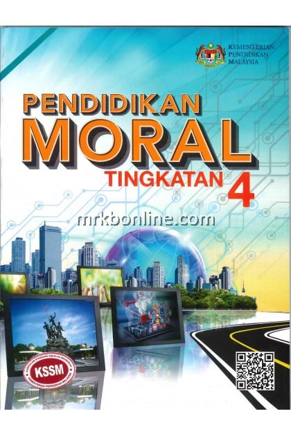 Buku Teks Pendidikan Moral Tingkatan 4