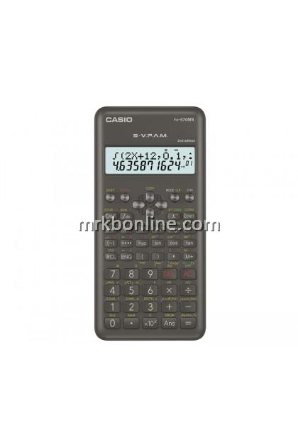 Casio Scientific Calculator fx-570MS II Edition