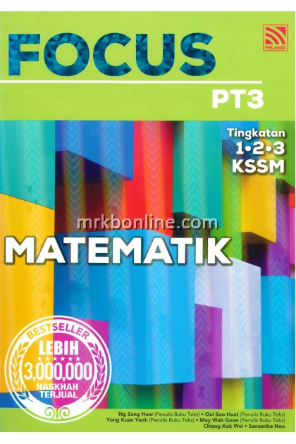 [2020] Focus PT3 Matematik Ting. 1, 2 & 3