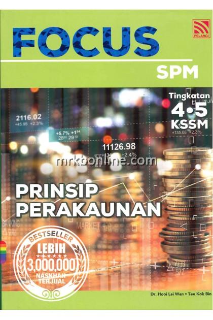 [2020] Focus SPM Prinsip Perakaunan Tingkatan 4 & 5 KSSM