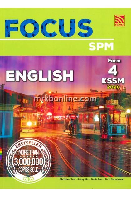 [2020] Focus SPM English Form 4 KSSM