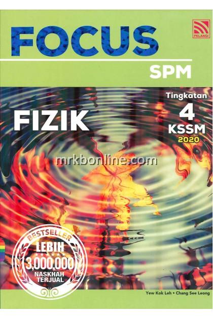 [2020] Focus SPM Fizik 4 KSSM