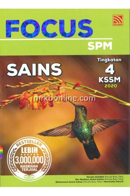 [2020] Focus SPM Sains 4 KSSM