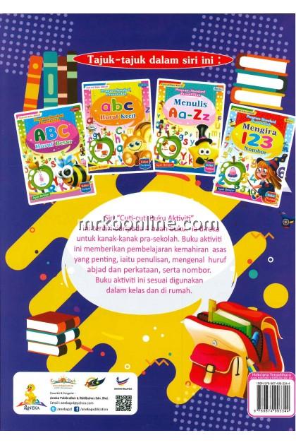 Cuti-Cuti Buku Aktiviti - ABC Huruf Kecil