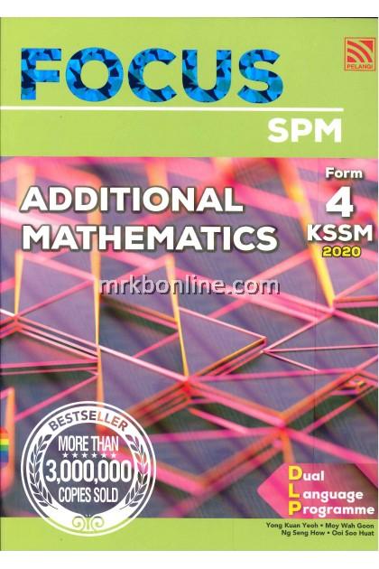 [2020] Focus SPM Additional Mathematics 4 KSSM