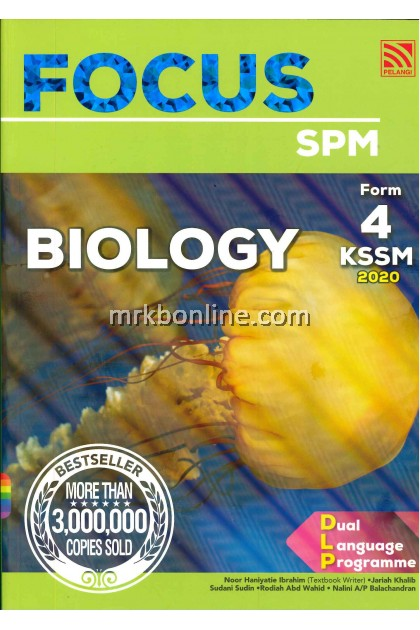 [2020] Focus SPM Biology Form 4 KSSM