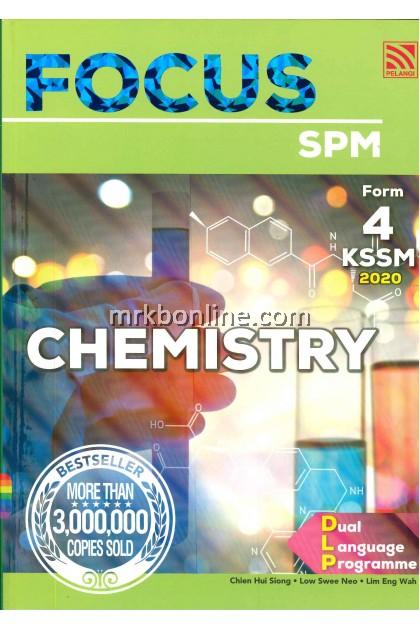 [2020] Focus SPM Chemistry Form 4 KSSM