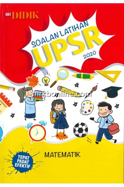 Set Soalan Latihan BH DIDIK UPSR 2020
