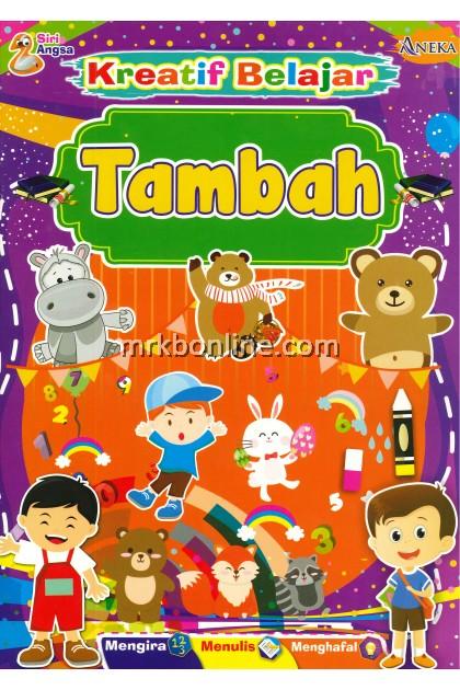 Siri ANGSA - Kreatif Belajar TAMBAH