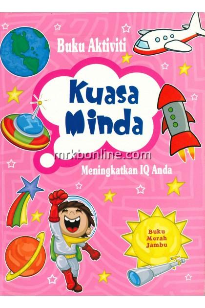 Buku Aktiviti Kuasai Minda - Buku Merah Jambu / Children Books