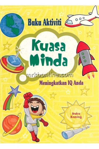 [OFFER] Buku Aktiviti Kuasai Minda - Buku Kuning / Children Books