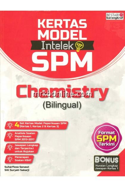 [OFFER]  Kertas Model Intelek SPM Chemistry (Bilingual)