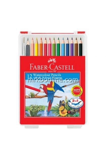 Faber-Castell 12 Classic Colour Pencils