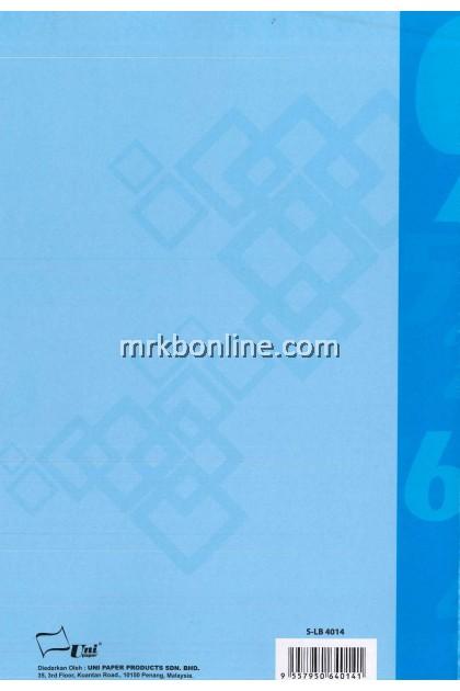 Buku Kira-Kira LEJAR 80 Mukasurat