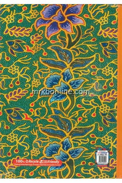 Batik Art Note Book A4 200 pages