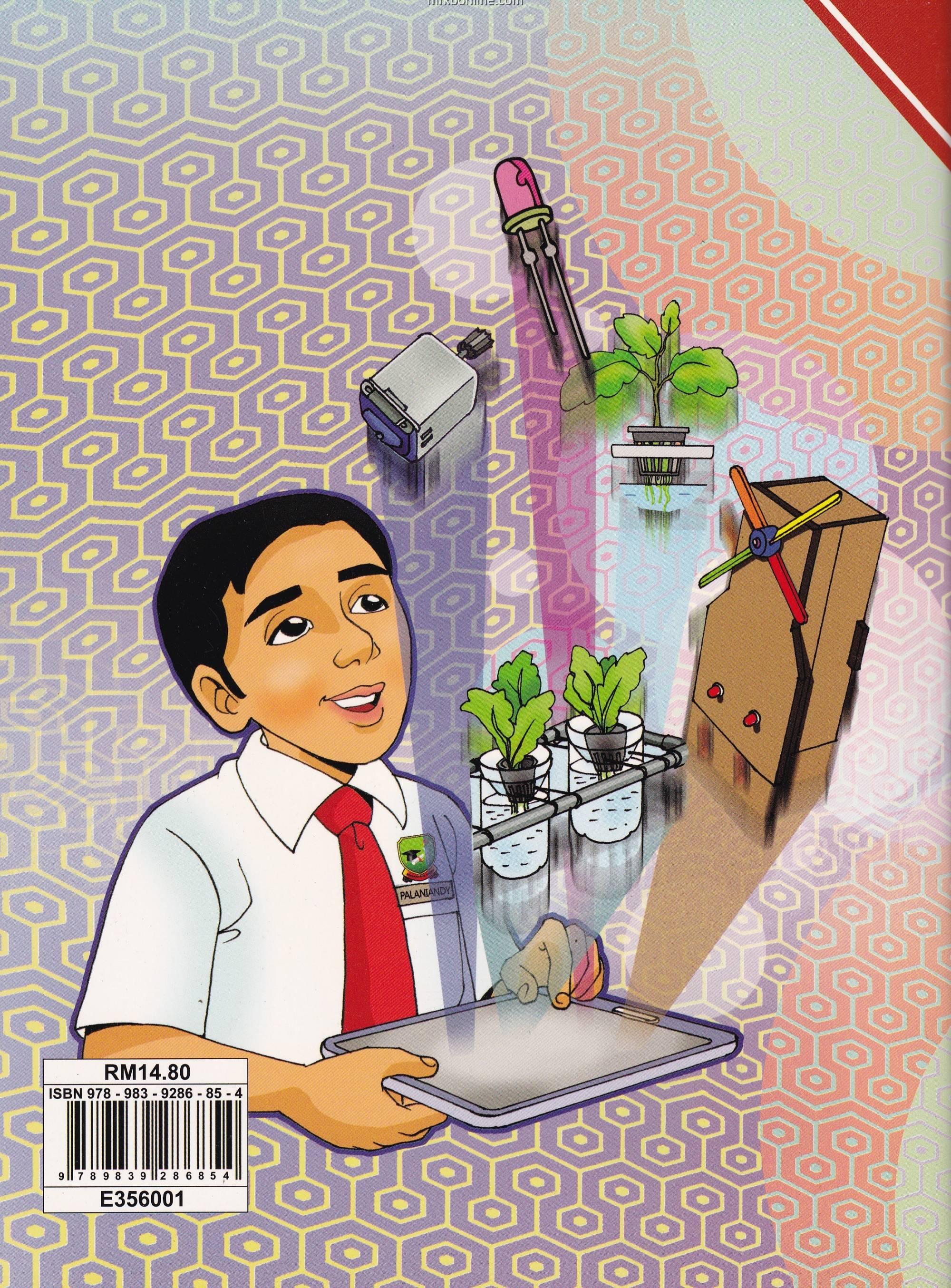 Buku Teks Reka Bentuk Dan Teknologi Sjkt Tahun 6