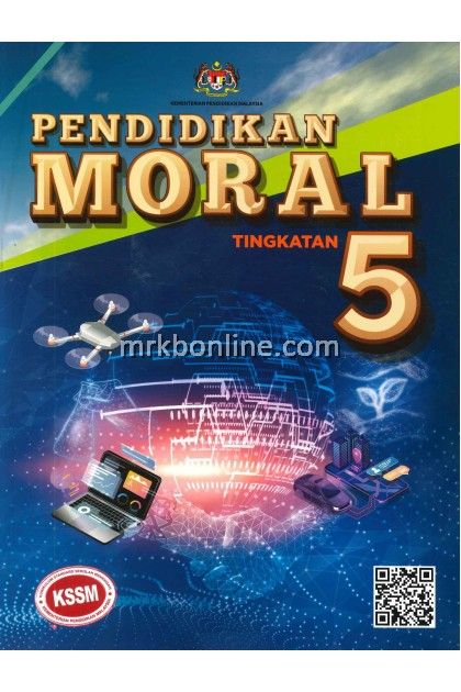[2021] Buku Teks Pendidikan Moral Tingkatan 5 KSSM