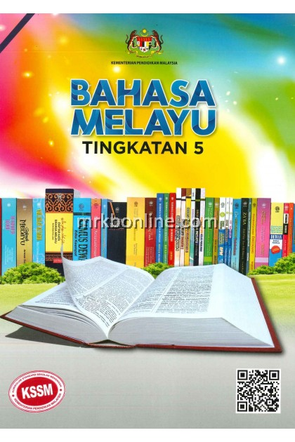 [2021] Buku Teks Bahasa Melayu Tingkatan 5 KSSM
