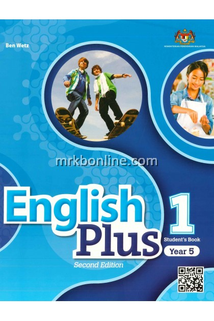 [2021] English Plus 1 Student's Book 1 Year 5
