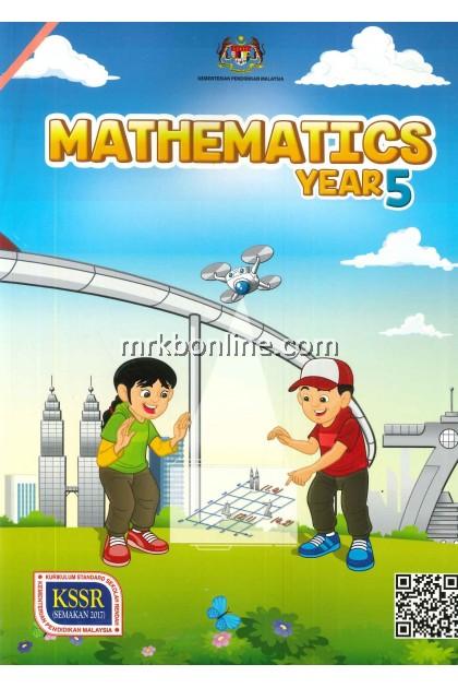 [2021] Textbook Mathematics (DLP) Year 5 KSSR