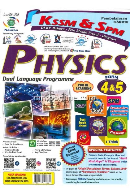 [2021] Pembelajaran HOLISTIK KSSM & SPM Physics Form 4&5