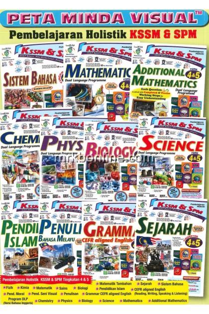 [2021] Pembelajaran HOLISTIK KSSM & SPM Chemistry Form 4&5
